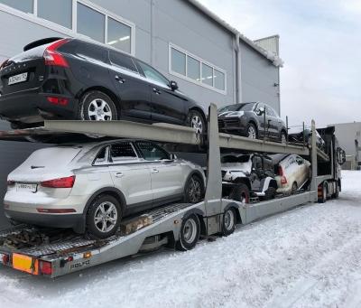 Перевозка автомобилей автовозами по России
