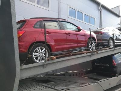 Перевозка автомобилей автовозами