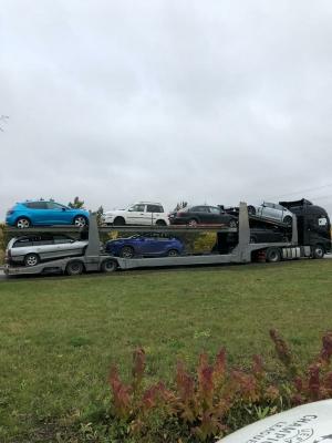 Автовозы. Перевозка автомобилей по Росии